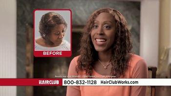 Hair Club TV Spot, 'Overcome Female Hair Loss' - Thumbnail 2