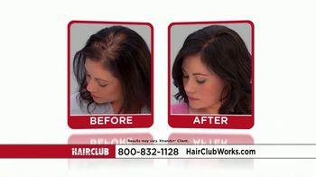 Hair Club TV Spot, 'Overcome Female Hair Loss' - Thumbnail 3