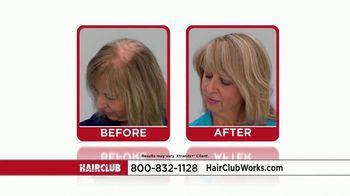 Hair Club TV Spot, 'Overcome Female Hair Loss' - Thumbnail 6