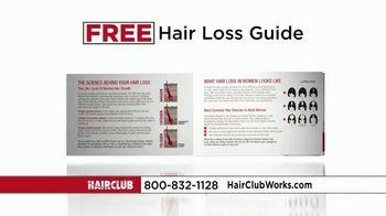 Hair Club TV Spot, 'Overcome Female Hair Loss' - Thumbnail 7