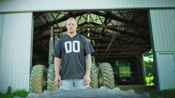 Land O'Lakes TV Spot, 'The Farm Bowl: Kyle Rudolph vs. a Tire' - Thumbnail 1