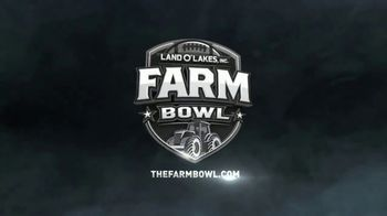 Land O'Lakes TV Spot, 'The Farm Bowl: Kyle Rudolph vs. a Tire' - Thumbnail 10