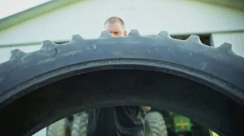Land O'Lakes TV Spot, 'The Farm Bowl: Kyle Rudolph vs. a Tire' - Thumbnail 3