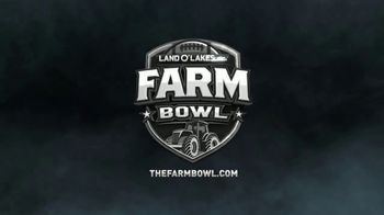 Land O'Lakes TV Spot, 'The Farm Bowl: Kyle Rudolph vs. a Tire' - Thumbnail 8