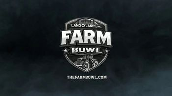 Land O'Lakes TV Spot, 'The Farm Bowl: Kyle Rudolph vs. a Tire' - Thumbnail 9