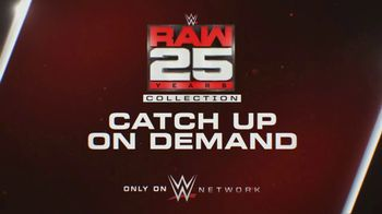 WWE Network TV Spot, 'Raw Top 25 Moments' - Thumbnail 10