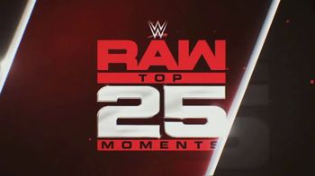 WWE Network TV Spot, 'Raw Top 25 Moments' - Thumbnail 5