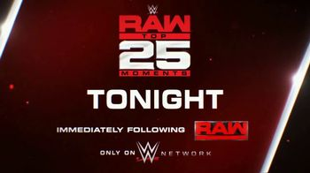 WWE Network TV Spot, 'Raw Top 25 Moments' - Thumbnail 8
