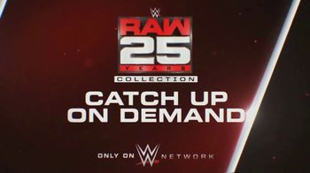 WWE Network TV Spot, 'Raw Top 25 Moments' - Thumbnail 9