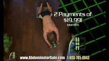 AbDominator TV Spot, 'Unrestricted Core Enhancer' - Thumbnail 8