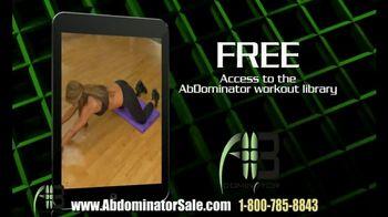 AbDominator TV Spot, 'Unrestricted Core Enhancer' - Thumbnail 9
