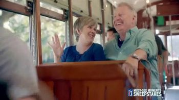 PGA TOUR Must-See Moments Sweepstakes TV Spot, 'New Orleans' - 128 commercial airings