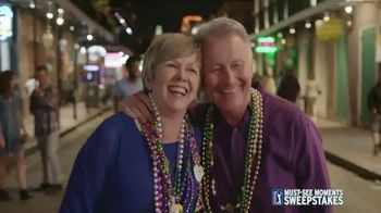 PGA TOUR Must-See Moments Sweepstakes TV Spot, 'New Orleans' - Thumbnail 7
