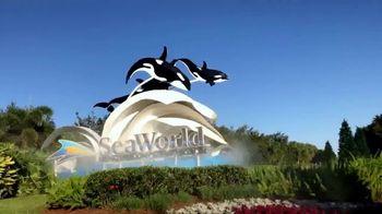 SeaWorld + Aquatica TV Spot, 'Don't Settle for Just One' - Thumbnail 1