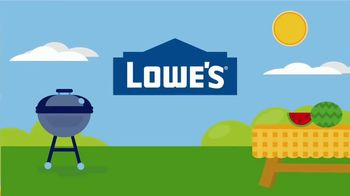 Lowe's TV Spot, 'Destination America: Memorial Day Savings' - Thumbnail 4