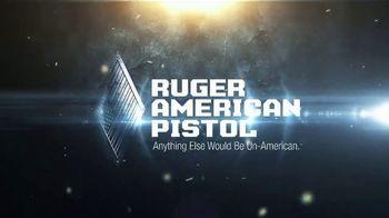 Ruger American Pistol TV Spot, 'Toughest Standards' - Thumbnail 8
