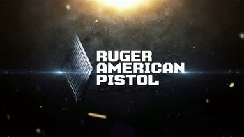 Ruger American Pistol TV Spot, 'Toughest Standards'