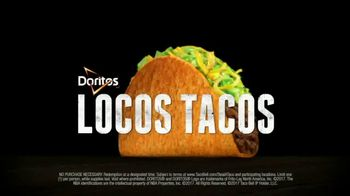 Taco Bell Steal a Game, Steal a Taco TV Spot, 'It's Raining Tacos!' - Thumbnail 9