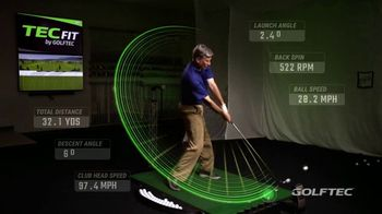 GolfTEC TECFit TV Spot, 'Game of Imperfection'