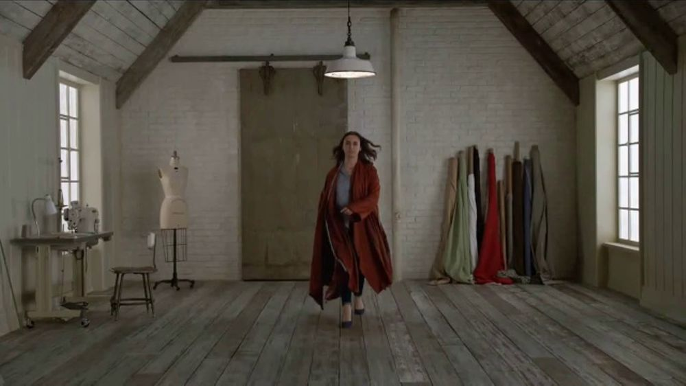microsoft windows 10 tv commercial   u0026 39 angela makes clothes