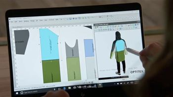 Microsoft Windows 10 TV Spot, 'Angela Makes Clothes That Make a Difference' - Thumbnail 2