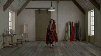 Microsoft Windows 10 TV Spot, \'Angela Makes Clothes That Make a Difference\'