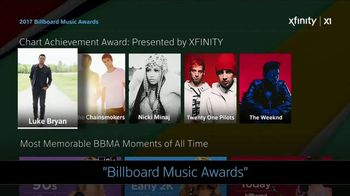 XFINITY X1 TV Spot, 'ABC: 2017 Billboard Music Awards' - Thumbnail 3