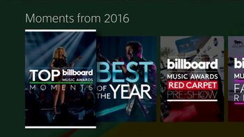 XFINITY X1 TV Spot, 'ABC: 2017 Billboard Music Awards' - Thumbnail 8
