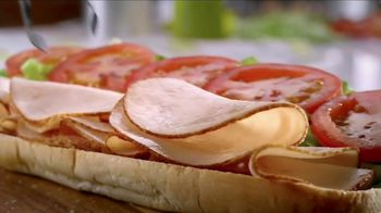 Subway Hickory Turkey & Bacon Melt TV Spot, 'Mix Things Up' - Thumbnail 5