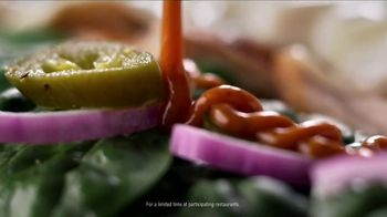 Subway Hickory Turkey & Bacon Melt TV Spot, 'Mix Things Up' - Thumbnail 7