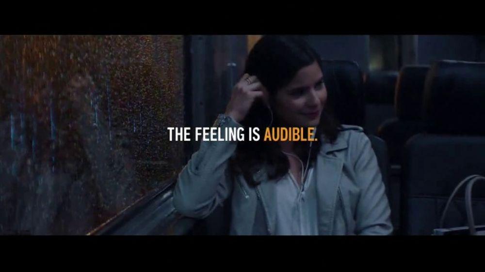 Audible.com TV Commercial, 'Night Train'