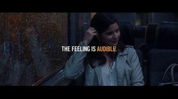 Audible.com TV Spot, 'Night Train'