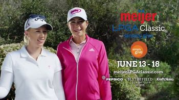 2017 Meijer LPGA Classic TV Spot, 'My Trophy' Featuring Paula Creamer - 1 commercial airings