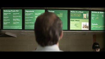 Subway Hickory Turkey & Bacon Melt TV Spot, 'What's It Gonna Be?' - Thumbnail 2