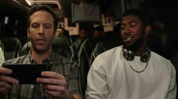 T-Mobile One TV Spot, 'Team Bus: Unlimited' Featuring Dexter Fowler - 53 commercial airings