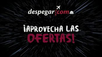 Despegar.com Memorial Day Sale TV Spot, 'Despega ya' [Spanish] - Thumbnail 1