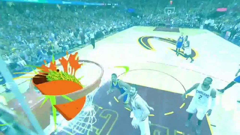Taco Bell Steal a Game, Steal a Taco TV Commercial, 'Warriors'
