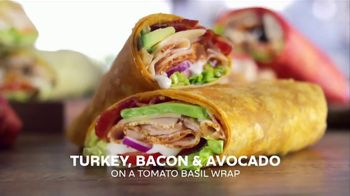 Subway Signature Wraps TV Spot, 'Try All Four'
