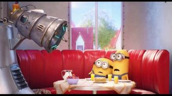 Nutella TV Spot, 'Despicable Me 3: Pancakes'