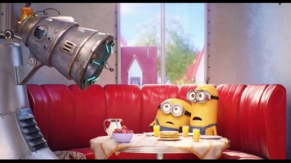 Nutella TV Commercial, 'Despicable Me 3: Pancakes'