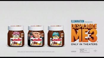 Nutella TV Spot, 'Despicable Me 3: Pancakes' - Thumbnail 10