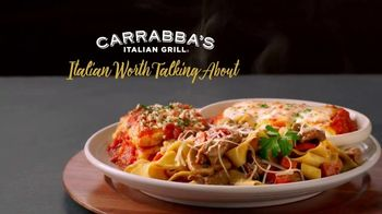 Carrabba's Grill Trios TV Spot, 'Three Pastas on One Plate' - Thumbnail 7