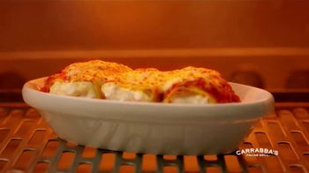 Carrabba's Grill Trios TV Spot, 'Three Pastas on One Plate' - Thumbnail 5