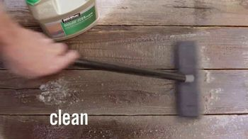 BEHR Paint Memorial Day Savings TV Spot, 'Deck: Paints and Stains' - Thumbnail 4