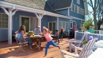 BEHR Paint Memorial Day Savings TV Spot, 'Deck: Paints and Stains' - Thumbnail 8