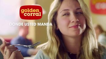 Golden Corral 7 Day Brunch TV Spot, '150 selecciones' [Spanish] - Thumbnail 7