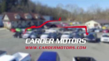Carder Motors TV Spot, 'Service' - Thumbnail 1