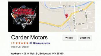 Carder Motors TV Spot, 'Service' - Thumbnail 6
