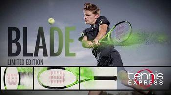 Tennis Express TV Spot, 'Wilson Blade & Burn Limited Edition' - Thumbnail 2