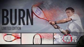 Tennis Express TV Spot, 'Wilson Blade & Burn Limited Edition' - Thumbnail 5
